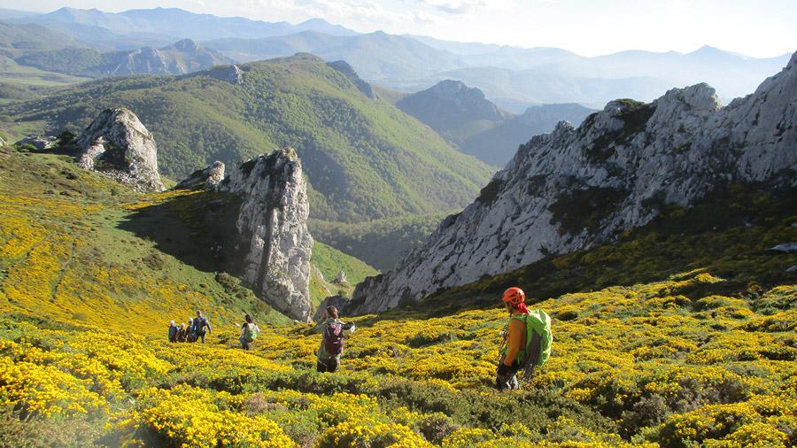 Valles y Cumbres - Trekking